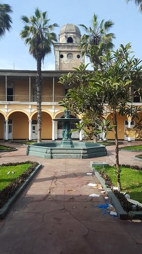 Lima - Hospital San Bartolomé