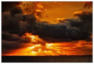 Abendhimmel – sunset