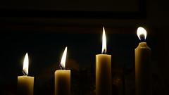 Fjärde Advent - Fotosöndag tema Stearinljus (annesjoberg) Tags: stearinljus candle kanalljus liljeholmens fs161218 advent fotosondag photosunday fotosöndag sonynex5t sonyphoto sonyphotograph christmastime juletid julefrid värme låga