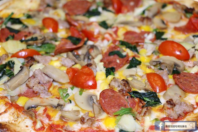 愛翻派美式Pizza店南港139