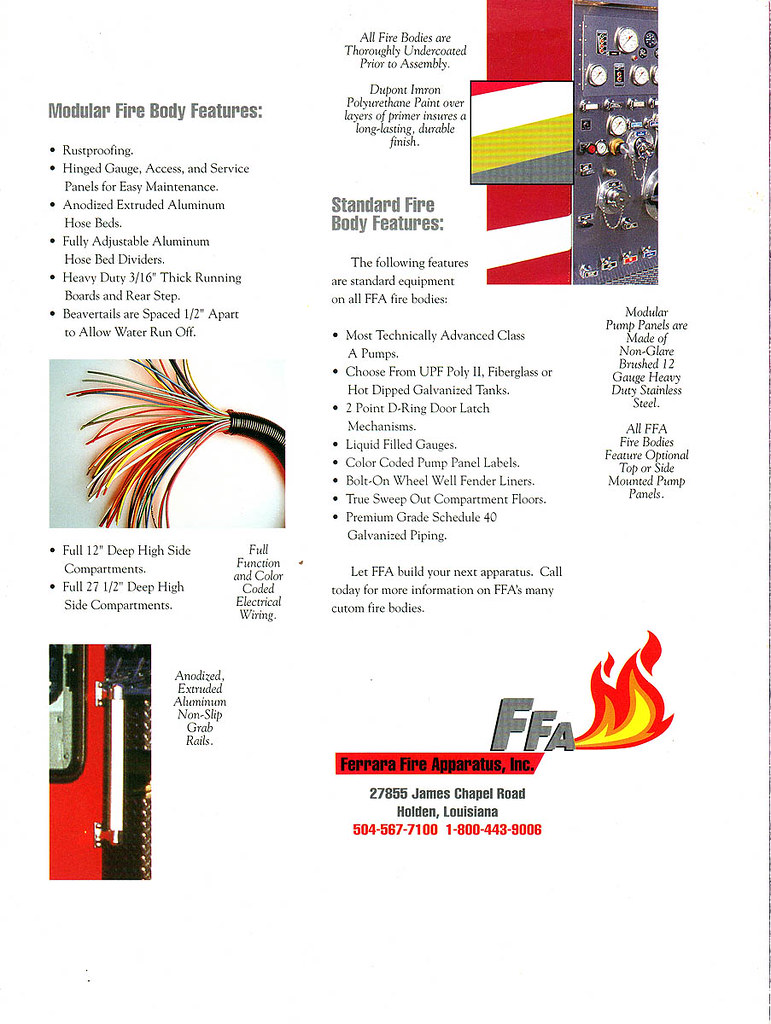 The Worlds Most Recently Posted Photos Of Holden And Louisiana Ferrara Fire Apparatus Wiring Diagram Were Body Builders Adelaidefire Tags