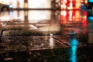 Rainy reflections...