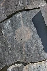 Petroglyph / Little Lake Site (Ron Wolf) Tags: anthropology archaeology littlelake nativeamerican atlatl petroglyph rockart california