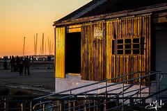 Embarcadère / Pier - La-Rochelle (christian_lemale) Tags: larochelle france nikon d7100