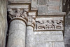 Amongst Lions (YIP2) Tags: lion lions chapiteaux capitals church stone pillar column medieval art facade abbaye meymac limousin corrèze abbey benedictine capital sculpture sculptures france