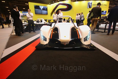 Radical Racing at the Autosport International Show 2017