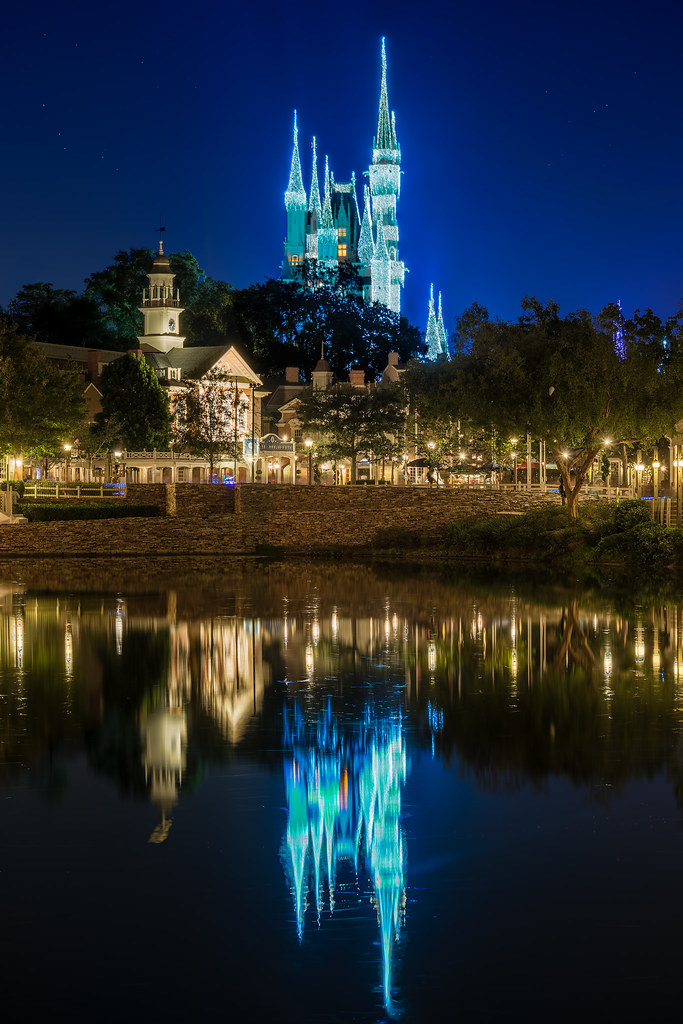 The World's Best Photos of cinderella and reflection ...