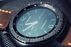 Samsung Gear S3 frontier / Panerai Look (JIM LIN) Tags: samsung gear s3 frontier panerai jim jimlin 吉姆林