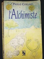 The Alchemist Paolo Coelho french version (bernawy hugues kossi huo) Tags: paulo coelho