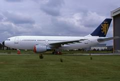 F-WZLH (British Caledonian) (Steelhead 2010) Tags: britishcaledonian airbus airbusindustries a310 a310300 freg fwzlh xfw