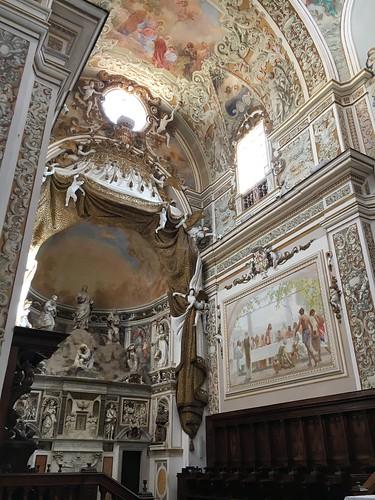 Mazara Del Vallo - Cattedrale, gruppo scultoreo della scuola dei Gagini del 1532
