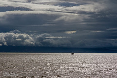 Storm coming (Spark-Photo) Tags: water leaden thames storm skies clouds