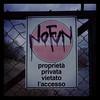 No fun (Cloud hiker) Tags: carmignanodibrenta veneto italia it sign forbidden cartello divieto