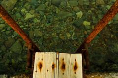 Greek Sea (T is for traveler) Tags: sea water greece lookdown