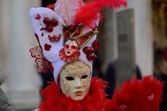 Carnevale di Venezia, Italy February 2017 532 (tango-) Tags: venezia venice venedig italien italie italia italy carnevalvonvenedig masken mask maschere carnevaledivenezia venicecarnival costume persone