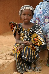 little angel (janchan) Tags: africa portrait children nigeria reportage fulani hausa blackribbonicon whitetaraproductions