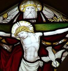 Father, Son and Holy Spirit (Simon_K) Tags: church beautiful suffolk churches 1000 eastanglia ufford suffolkchurches wwwsuffolkchurchescouk
