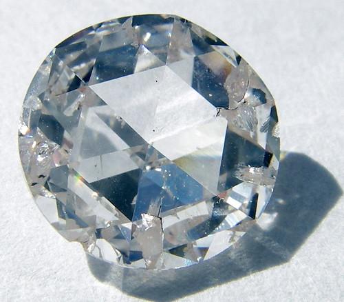 synthetic diamonds, laboratory made diamonds, fake diamonds