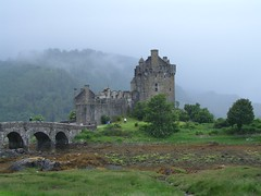 Scottish castle for Rita - by eleda 1