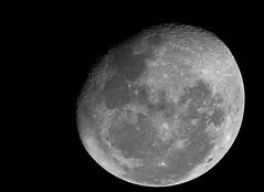 Yet another moon (aaardvaark) Tags: moon australia canberra gibbous waning