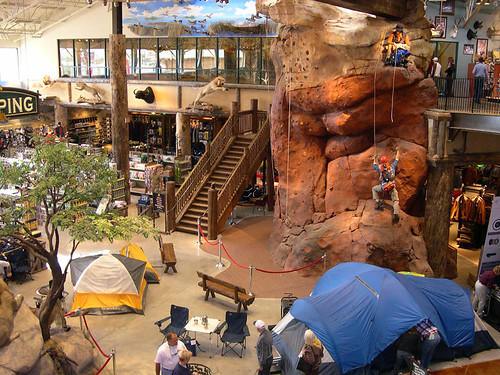 Bass Pro Shops Sporting Goods Store