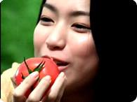 成海璃子_1日分の野菜『野菜食べる 篇』-2