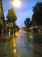 04:29 : Southall Broadway (dms246) Tags: cameraphone uk london rain tag3 taggedout night geotagged nokia blog tag2 tag1 6630 nokia6630 southall letsplaytag geotoolyuancc dilojun06 geolat51511455 geolon0376746