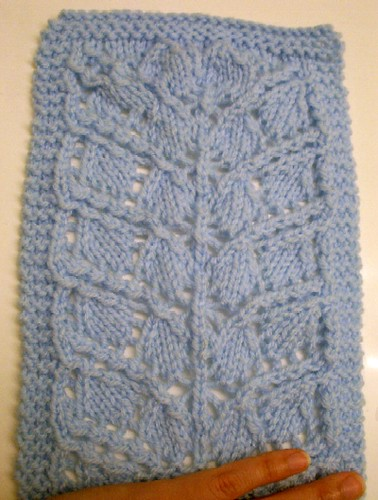 Knitted Placemat Patterns : KNITTED PLACEMAT PATTERNS : KNITTED PLACEMAT Knitted Placemat Patterns : Li...