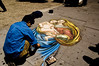 Madonna and Child (S.D.) Tags: art nycpb nikon walk d70s 2006 nikond70s walkabout gothamist vr madonnaandchild dx 18200mm june2006 hanishihada