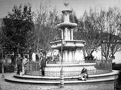 1870.Plaza del Adelantado (Zernebock) Tags: historia fotosantiguas novideo