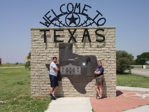Welcome to Texas sign from www.flickr.com