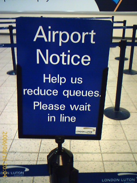Airport Flow And Queueing System Aviationknowledge
