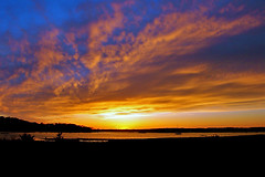 Stage Harbor Sunset- Chatham, MA (Chris Seufert) Tags: harbor stage massachusetts christopher chatham cape cod seufert