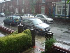 The rainstorm