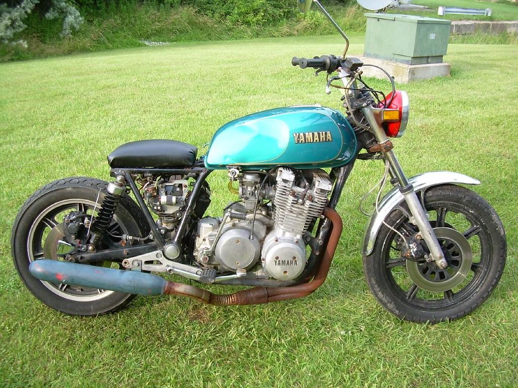 Motorcycle Wiring Yamaha Xs1100