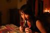 CC-BY-SA-NC Tinacris, Rose Wine