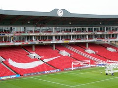 Highbury Stadium (R. Motti) Tags: uk travel london football highbury arsenal motti clockend ricardomotti