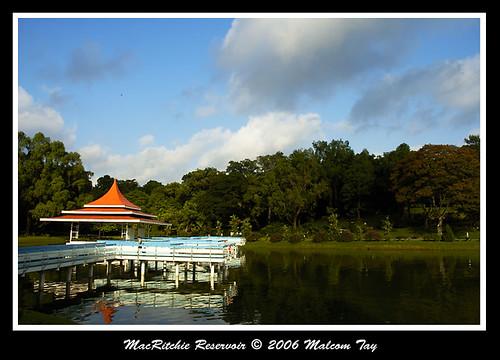 Singapur - Reserva Natural