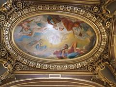 Ceiling. (CMP73) Tags: paris france gold parisoperahouse grandness oppulance