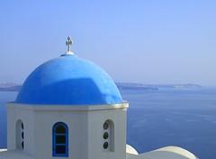 Santorini - by StrudelMonkey
