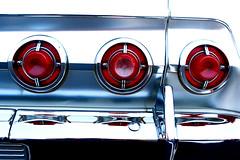Going (fensterbme) Tags: 20d interestingness classiccar chevy chrome columbusohio hotrod impala reddot tailight goodguys chevyimpala fensterbme i500 interestingness457 canon2470mmf28l goodguysnationals explore10jul06