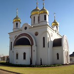 Russian orthodox church close to Centurion