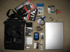 bag out spread myspace wired whatsinyourbag whatsinmybag contents iklear