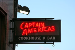 Captain America's Cookhouse & Bar (Leo Reynolds) Tags: neon signneon groupsigns leol30random canon eos 350d 0005sec f71 iso200 115mm 0ev xleol30x hpexif xratio3x2x xxx2006xxx sign