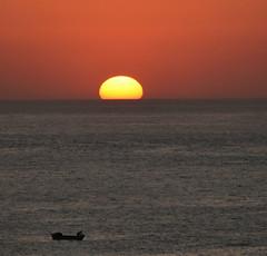 Newquay Sunset 2 (Mind Mood Mommy) Tags: sunset sea holiday beach newquay kiss2 kiss3 kiss1 kiss4 kiss5