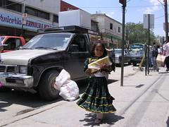 Estrellita di Ciudad Juarez Messico confine America Latina