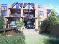 Bottom floor, our house