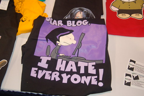 Comic Con 2006: Dear Blog