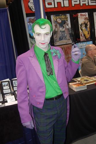 Comic Con 2006: Joker