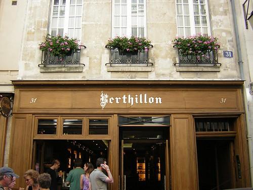 Los mejores helados en Berthillon París